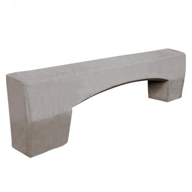 Cavalete de Concreto - 30X110 cm
